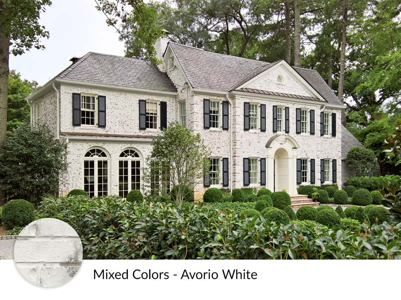 Mixed-Colors_Avorio-White-limewash-paint Limewash Color Options Eco Painter Austin - Austin Natural Painting
